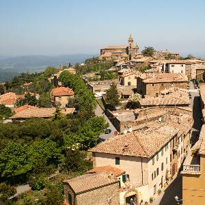 Houses Montalcino