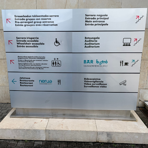 Information Guggenheim