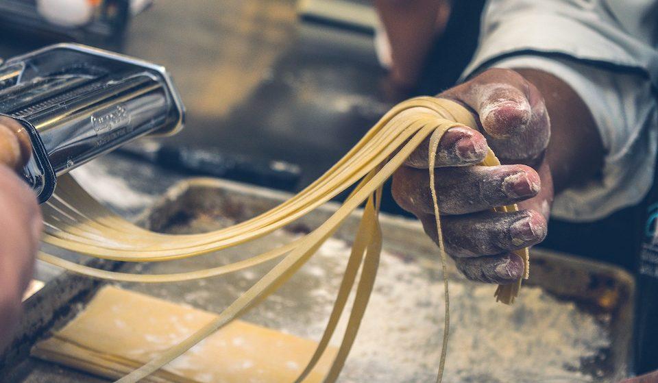 Italy Homemade Pasta