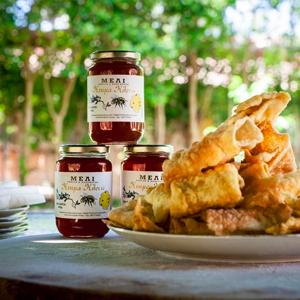 Klio's honey farm