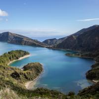 Lagoa de Fogo São Miguel Azores