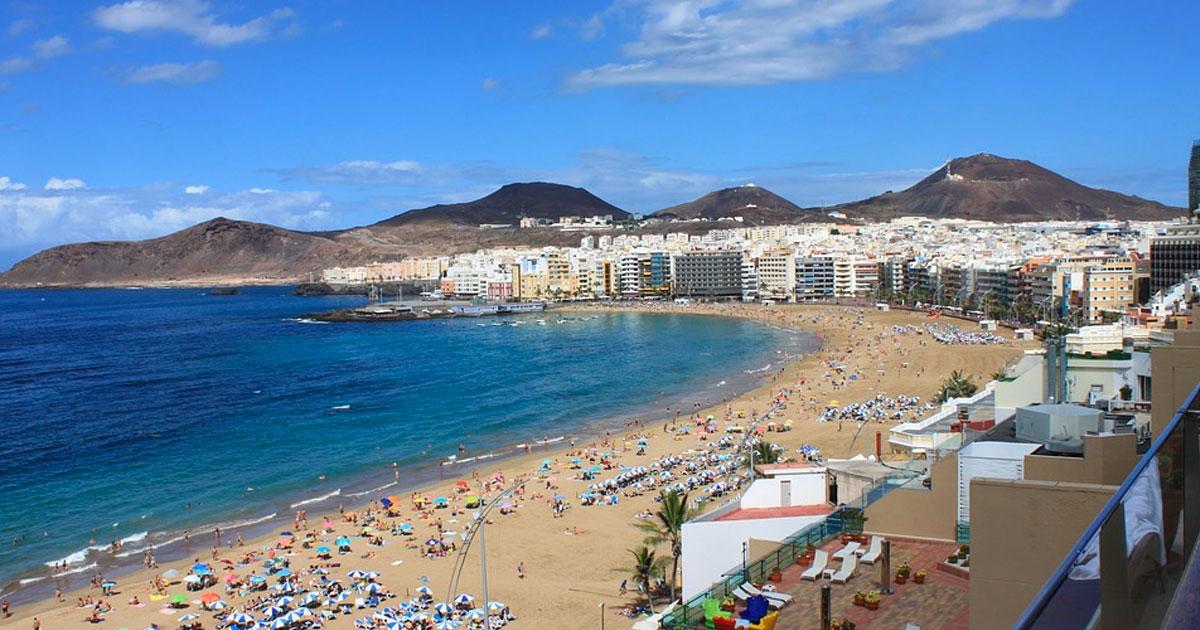 Accessible Gran Canaria Hero