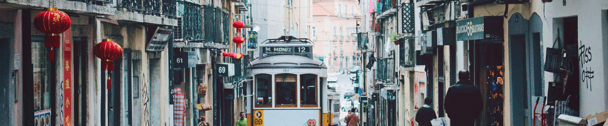 Lisbon Hero Visual