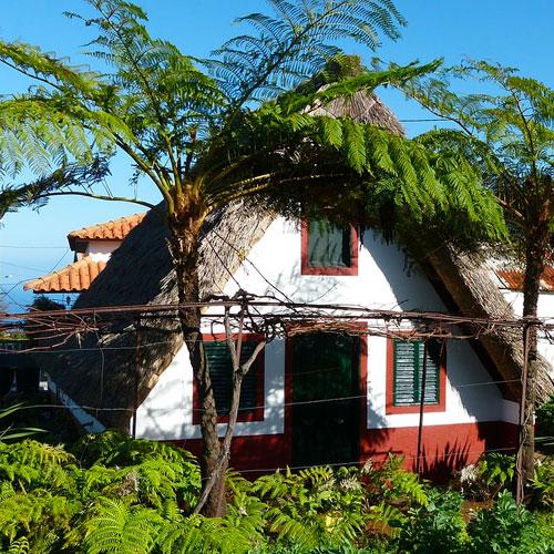 Madeira highlights Santana
