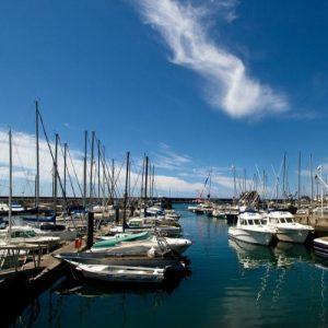 Madeira port