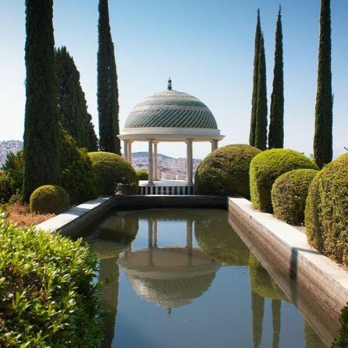 Malaga garden