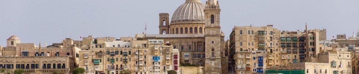 Malta Valletta hero