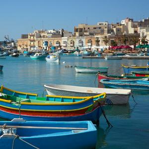 Malta's Port