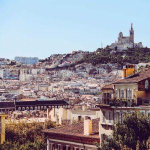Marseille view