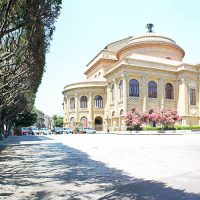 Massimo theater Sicily