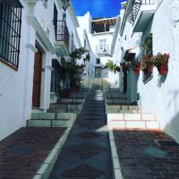 Mijas White Village Spain