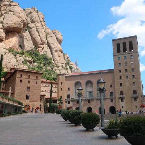 Montserrat Monestary