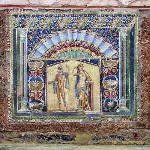 Tour to Amalfi coast Mosaic Herculaneum