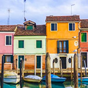 Murano Houses