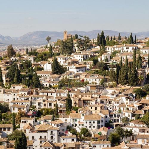 Albaicín neighborhood