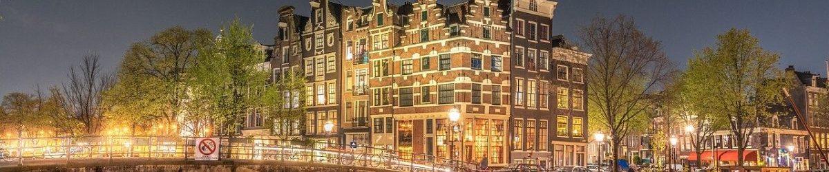 Amsterdam walking tour hero