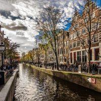 Amsterdam walking tour