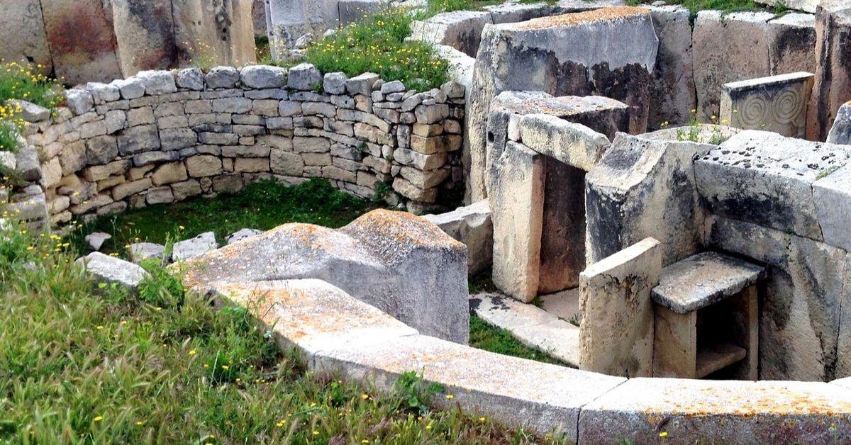 Tarxien Temples Malta Hero