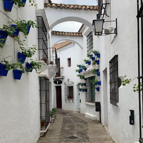 Poble Espanyol streets