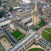 Oxford monuments