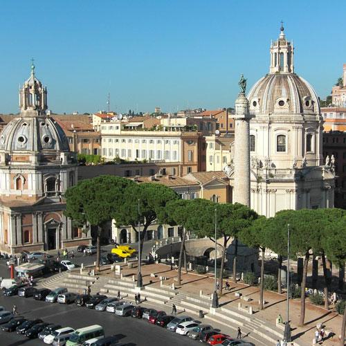 Piazza Venezia Rome