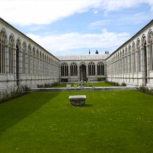 Accessible Pisa & Lucca Tour - Pisa Cemetery