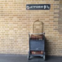 Platform 9 Harry Potter