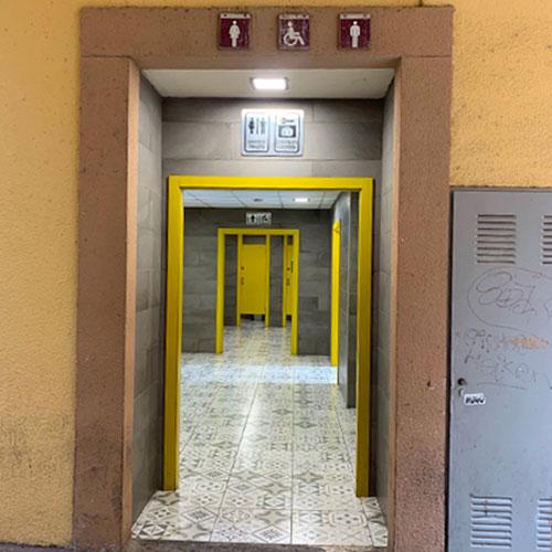 Bathroom Poble Espanyol