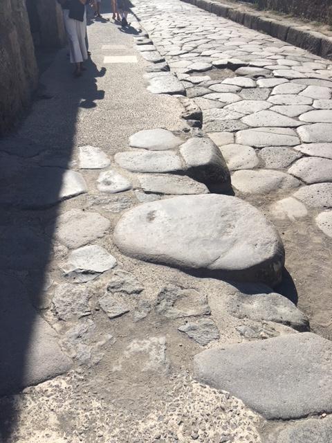 Pompeii Wheelchair Accessible, Pompeii per Tutti
