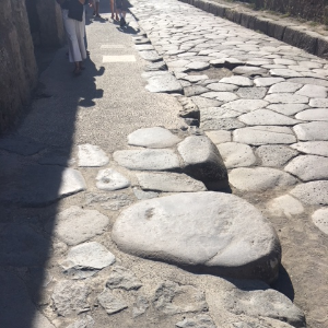 Pompeii Accessible Path two