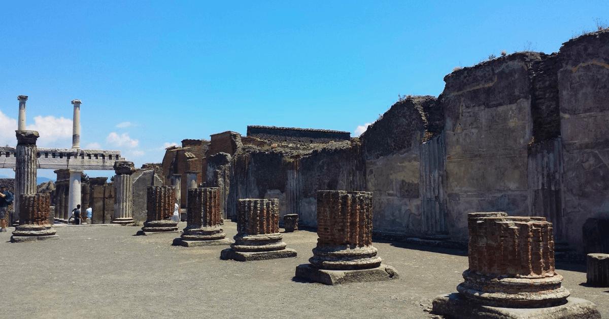 Pompeii Accessibility