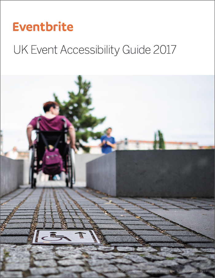 Press Cover Eventbrite Publication UK Event Accessibility Guide 2017
