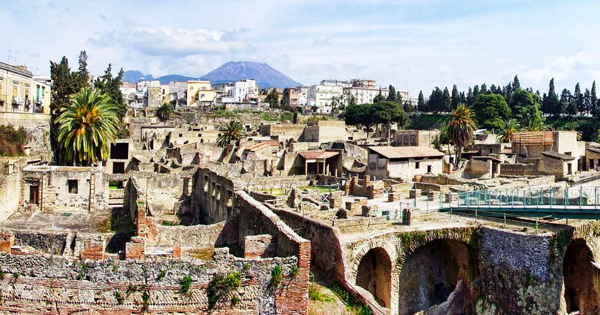Private guided tour Herculaneum Hero