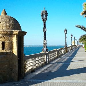 Rolling tour Cadiz
