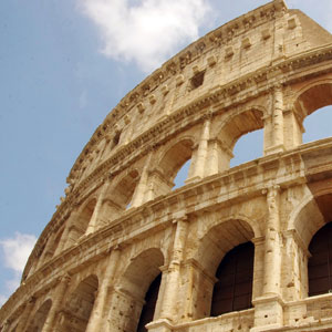 Wheelchair Accessible Guided Tour Colosseum Rome