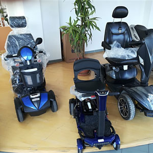 Rome Mobility Equipment Rental, Mobility Scooters