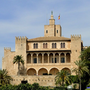 Royal Palace Palma de Mallorca