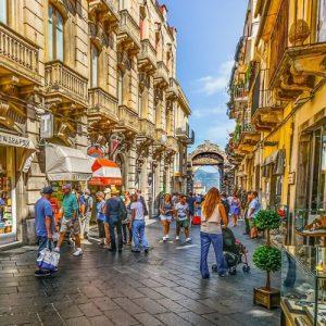 Sicily street