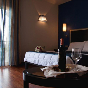 Catania, accessible hotel