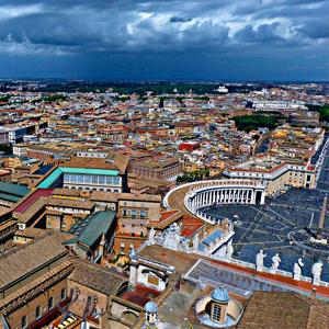Sistine Chapel Rim