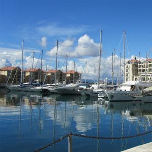 Gibraltar, Port Queensway Quay Marina