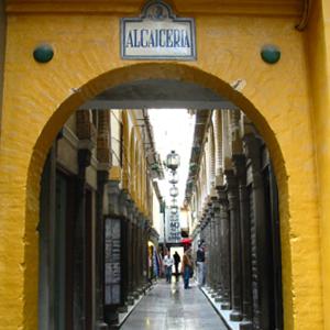 Granada, Alcaiceria