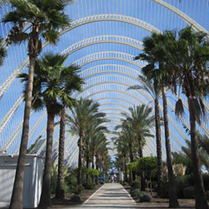 Valencia, L'Umbracle