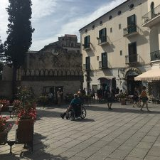 Square in Ravello