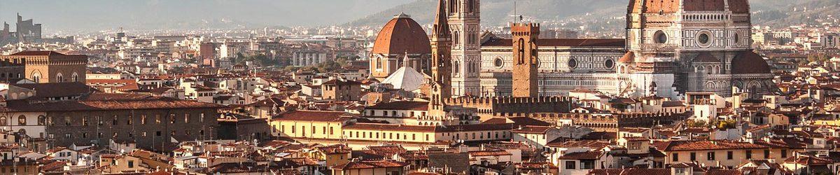 Strolling tour through Florence Hero