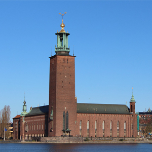 Stockholm, City Hall