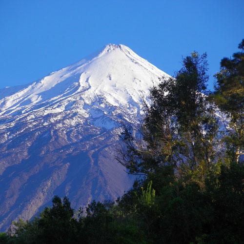 Teide Park Tenerife Volcano