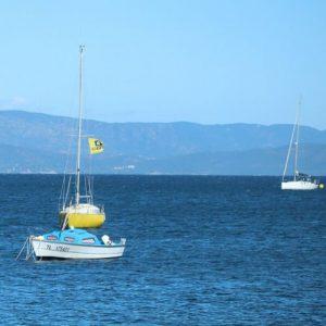 Toulon boat
