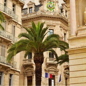 Toulon building