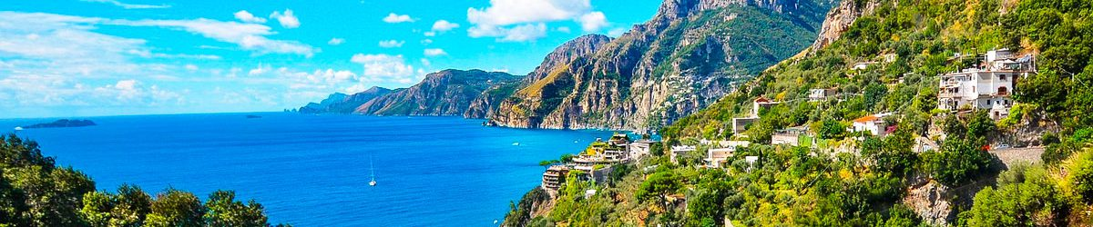 Tour to Amalfi Coast Hero